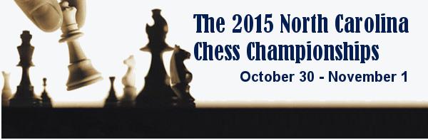 The 2015 North Carolina Chess Championships