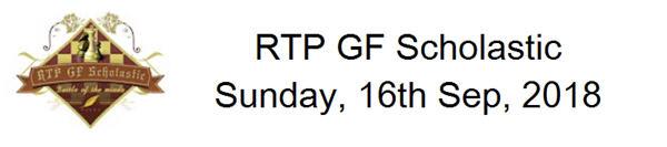 2018 RTP GF SCholastic