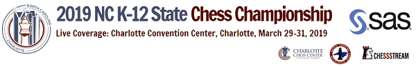 2019 North Carolina K-12 State Chess Championship