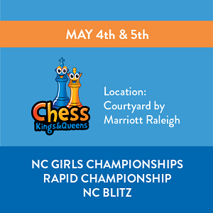 2019 North Carolina Girls Chess Championship