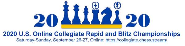 2020 U.S. Online Collegiate Rapid and Blitz Championships