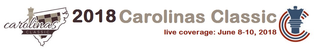 2018 Carolinas Classic. Live Coverage 6/8/2018 - 6/10/2018 From Charlotte, North Carolina