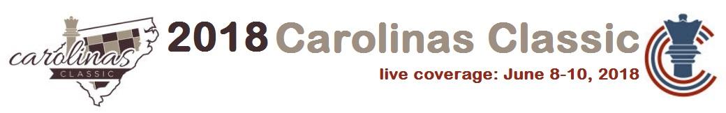 2018 Carolinas Classic. Live Coverage 6/8/2018 - 6/10/2018 From Charlotte, North Carolina