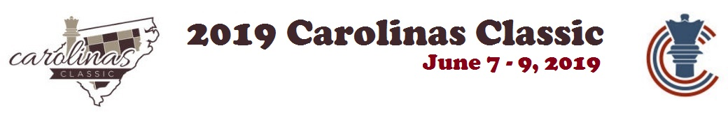 2019 Carolinas Classic. Live Coverage 6/7/2018 - 6/9/2018 From Charlotte, North Carolina