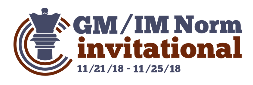 Live Coverage: 2018 Fall GM-IM Norm Invitational, November 21 - 25, 2018