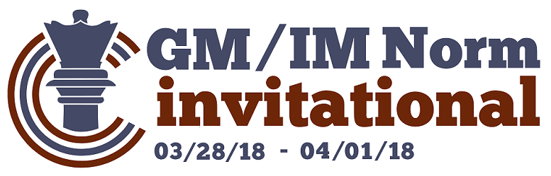 Live Coverage: Spring 2018 CCCSA GM-IM Norm Invitational, March 28 - April 1, 2018