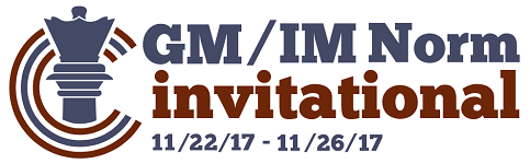 Live Coverage: Fall 2017 CCCSA GM-IM Norm Invitational, March 29 - April 2, 2017