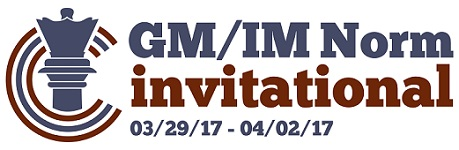 Live Coverage: 2017 CCCSA GM-IM Norm Invitational, March 29 - April 2, 2017