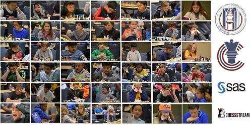 2019 NC K-12 Chess Championship