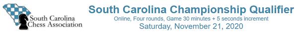 South Carolina Championship Qualifier
