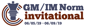 Summer 2019 CCCSA GM/IM Norm Invitational
