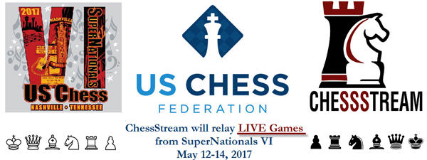 Live Games from SuperNationals
