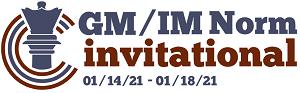 Winter 2021 CCCSA GM/IM Norm Invitational